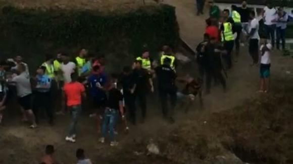 Festa no Gerês acaba com cenas de pancadaria e dois feridos no hospital