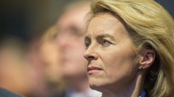 Von der Leyen quer Europa como primeiro continente neutro em carbono em 2050