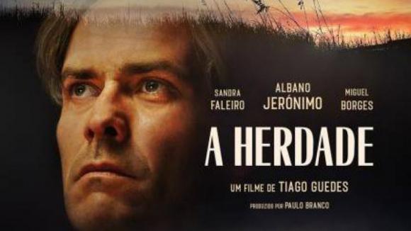 """Filme """"A Herdade"""" de Tiago Guedes é candidato de Portugal aos Óscares 2020"""