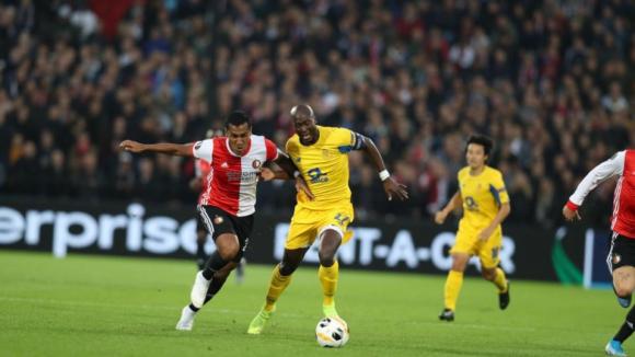 FC Porto perde em casa do Feyenoord por 2-0 para a Liga Europa
