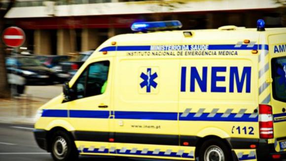 Colisão rodoviária faz três feridos graves em Braga e provoca o caos no trânsito