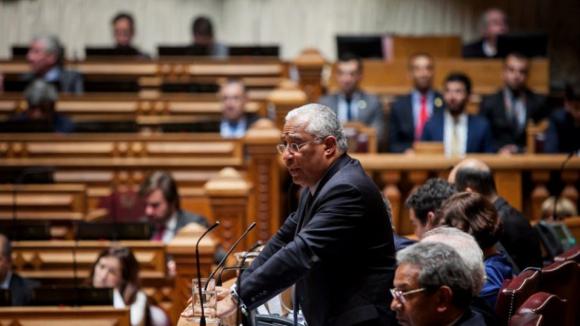 Costa admite governar com acordos pontuais se não tiver entendimento à esquerda