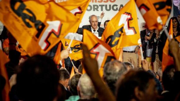 PSD de Rui Rio mais forte a Norte do país