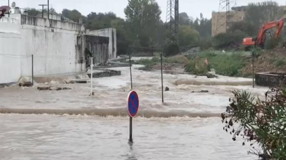 Proteção Civil regista 307 ocorrências do mau tempo no Porto e 41 em Braga