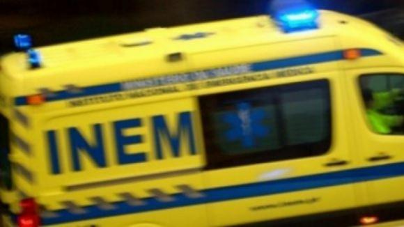 Jovem fica ferida ao cair do telhado de centro comercial em Braga