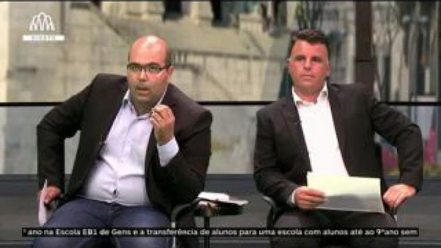 """Daniel Vieira diz que """"problemas da mobilidade de Gondomar não se resumem à questão do metro"""""""