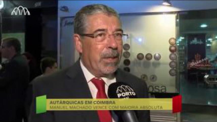 Manuel Machado acredita que será agora que a descentralização vai avançar