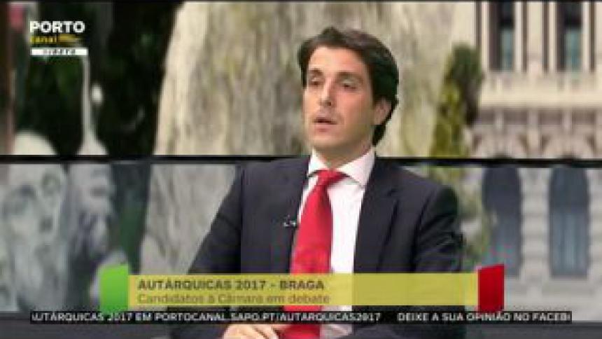 Miguel Corais defende que Ricardo Rio não cumpriu os objetivos dos últimos quatro anos