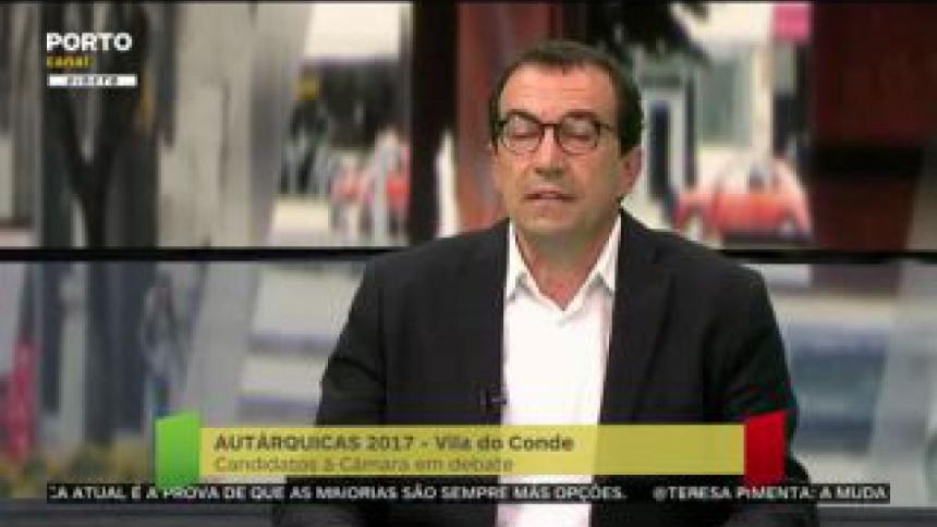 """Constantino Silva diz que enquanto Elisa Ferraz divergir com o Presidente da Póvoa de Varzim """"não há hospital"""""""
