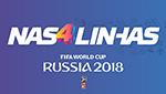 Nas 4 Linhas - Mundial 2018