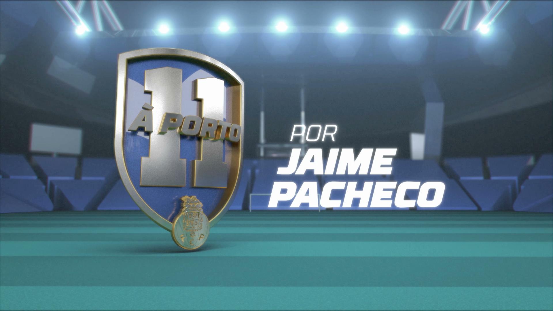 '11 À Porto por Jaime Pacheco
