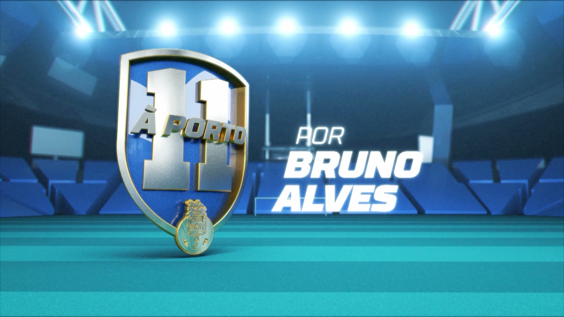 '11 à Porto' Bruno Alves