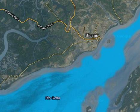 Homem roubou painel solar do farol do porto de Bissau por causa de vaca prenha