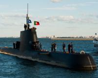 Submarino Arpão vai fazer revisão de 5,5 milhões de euros em 2015