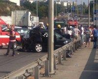 Um morto e dois feridos graves em colisão na A28 em Leça da Palmeira/Matosinhos