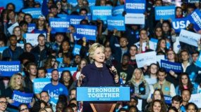 Clinton já ligou a Trump a dar os parabéns pela vitória